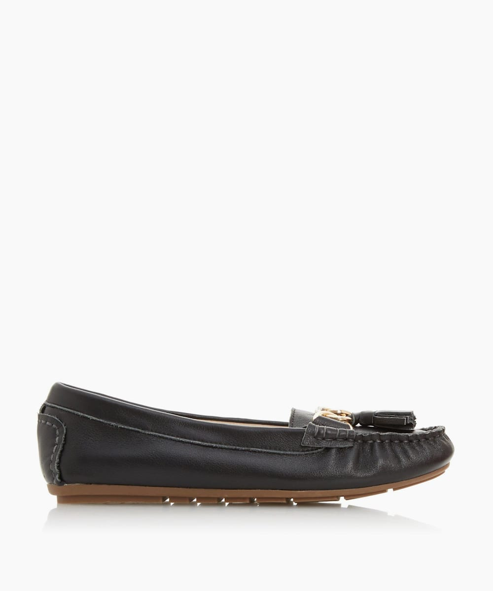 Tassel Detail Moccasin Loafer