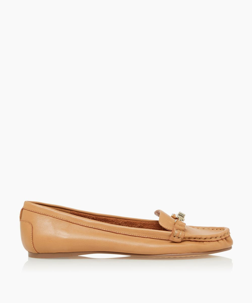 Snaffle Trim Comfort Loafers