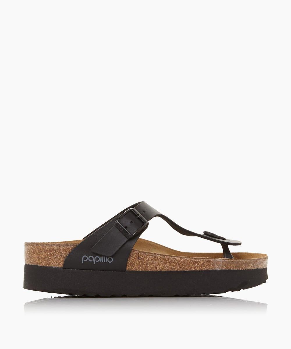 Toe Post Mule Sandals
