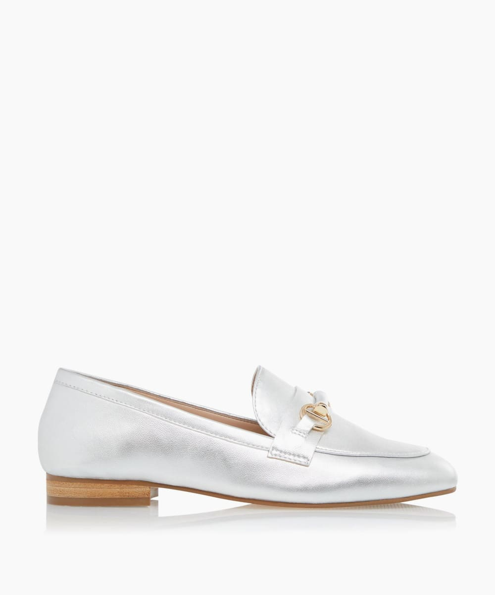Snaffle Trim Loafers