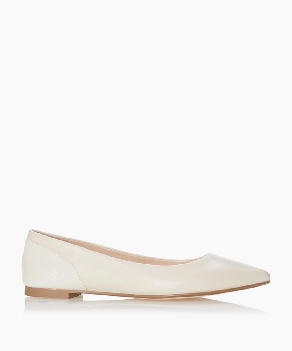 Soft Point Ballet Flats