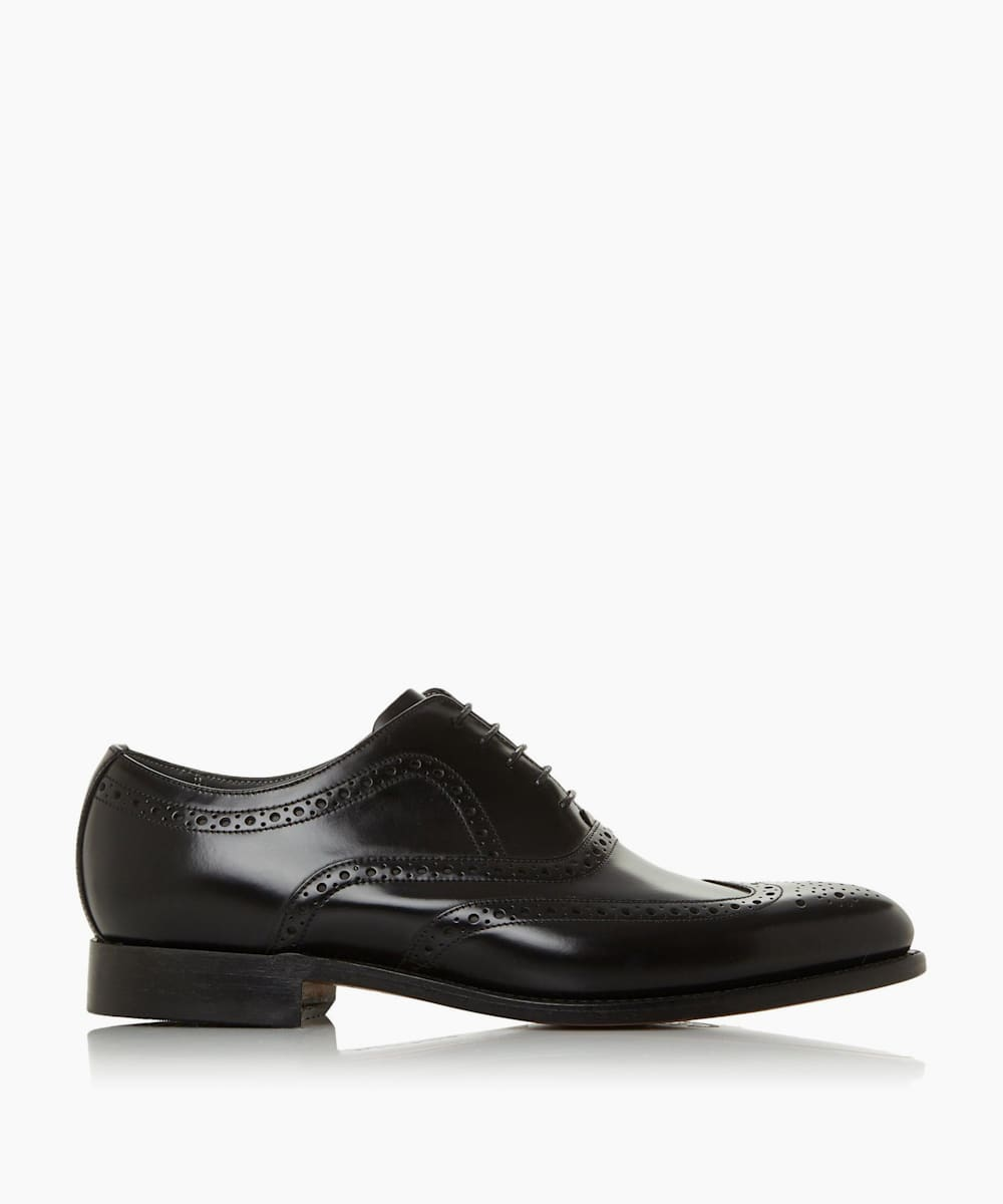 Round Toe Brogue