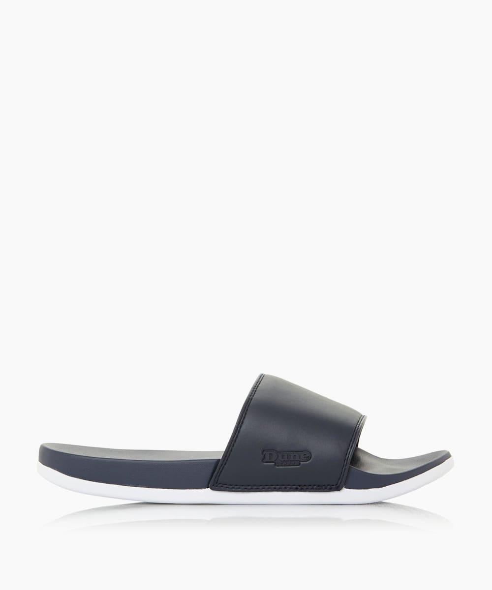 Branded Logo Slider Sandals