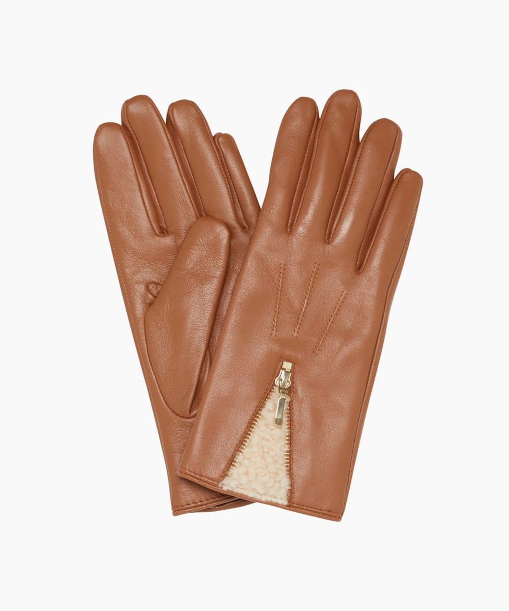 Borg Trim Gloves
