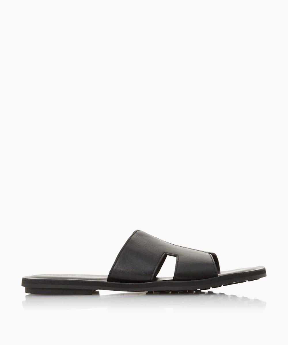 Cut Out Strap Sandals