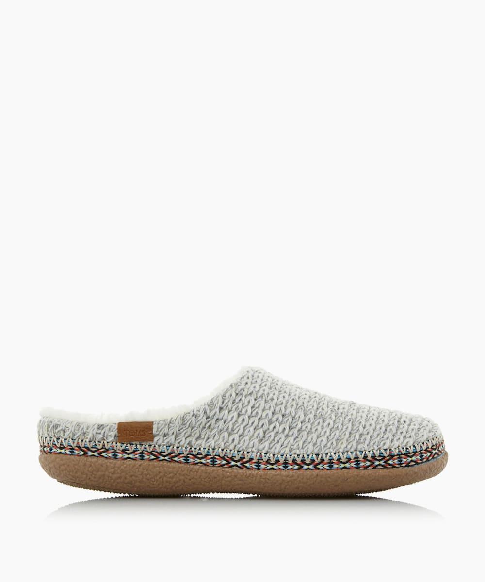 Wool Mule Slipper