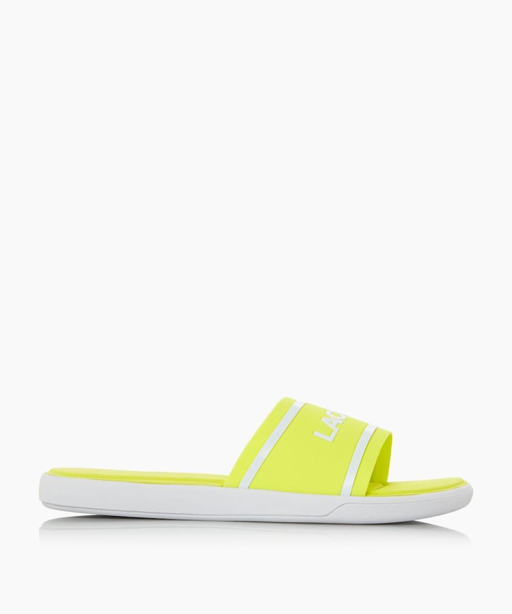 L.30 SLIDE 118 - Logo Slider Sandals
