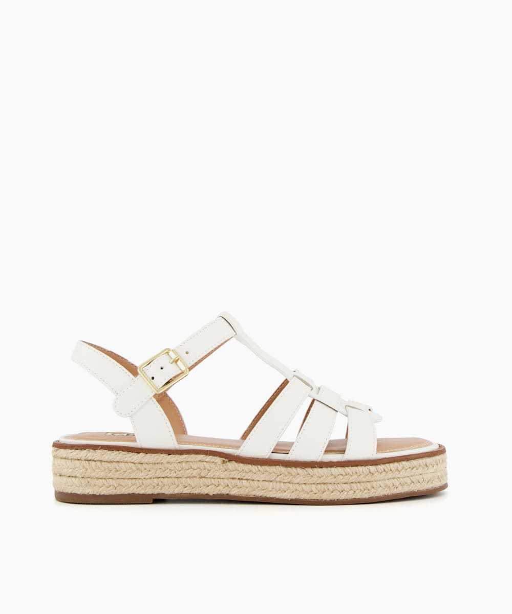 Espadrille Sole Sandals