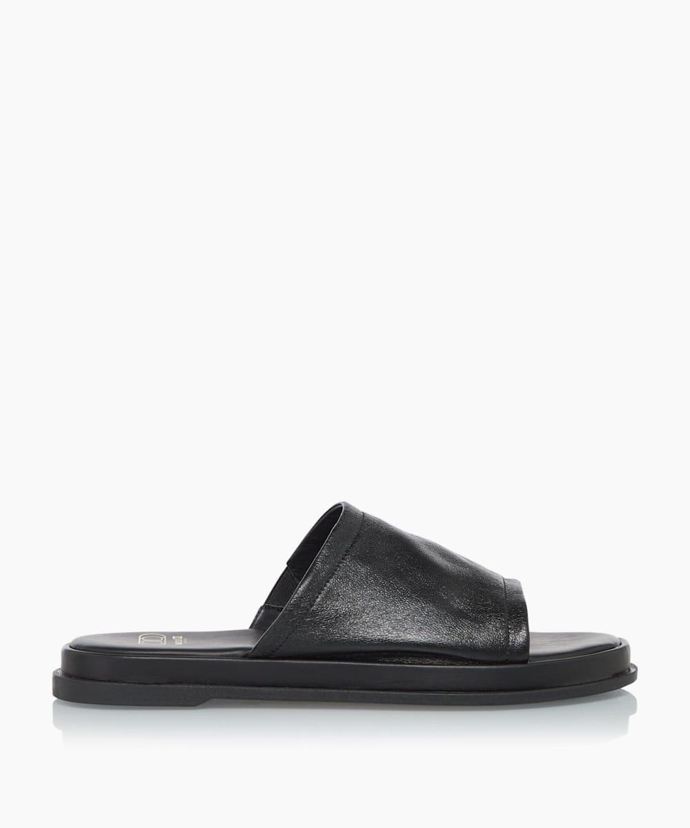 Soft Leather Slides