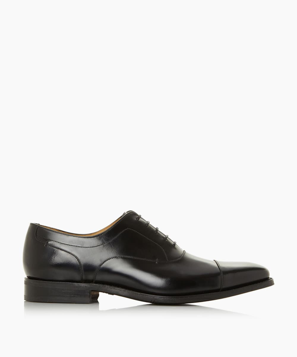 Toecap Smart Oxford Shoes