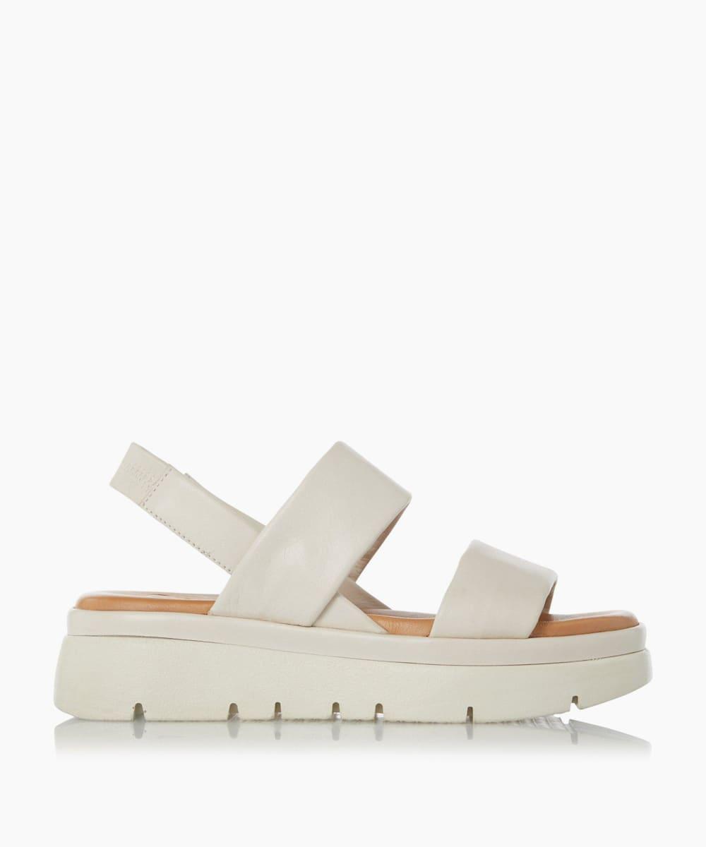 Padded Flatform Sandals
