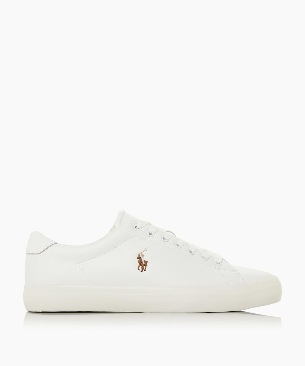 Logo Lace Up Tennis Trainers