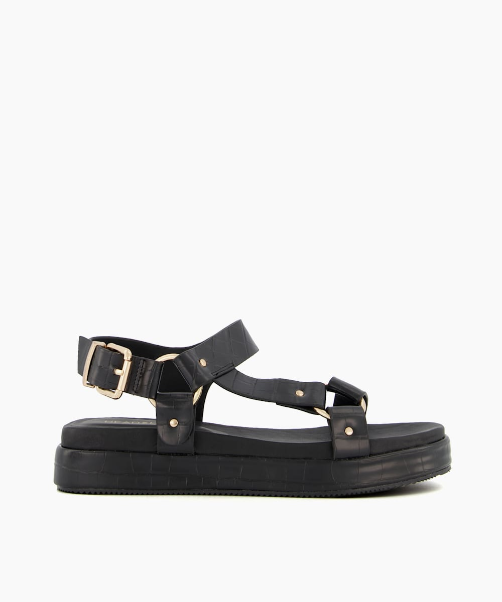 Chunky Casual Sandals