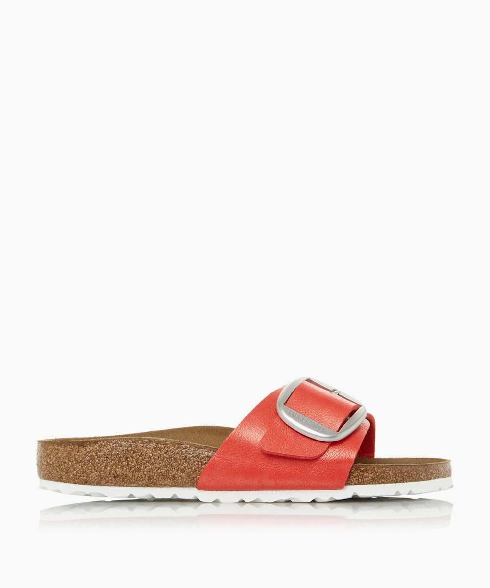 Big Buckle Sandals