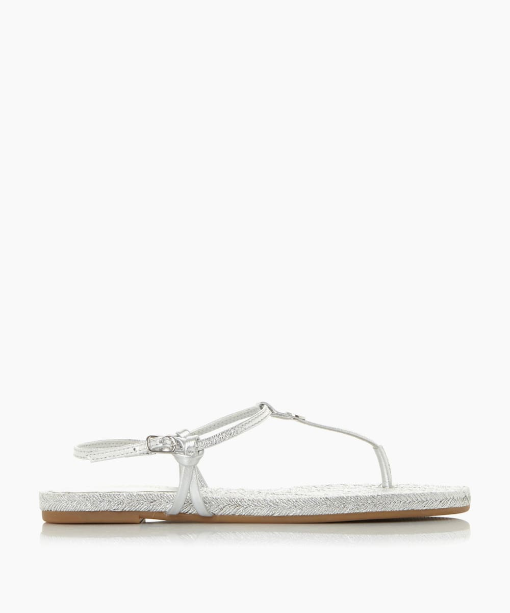 Toe Post Espadrille Sandals