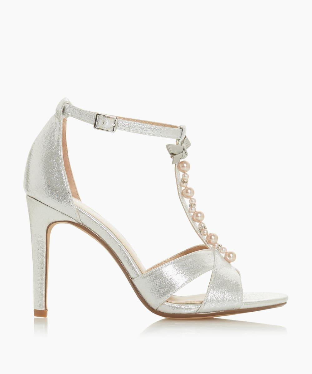 High Stiletto Sandals