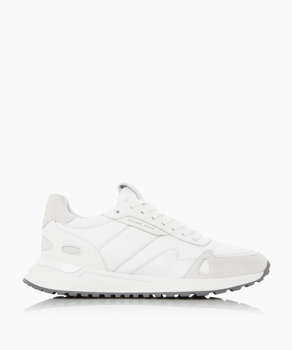 Lace-Up Running Trainers
