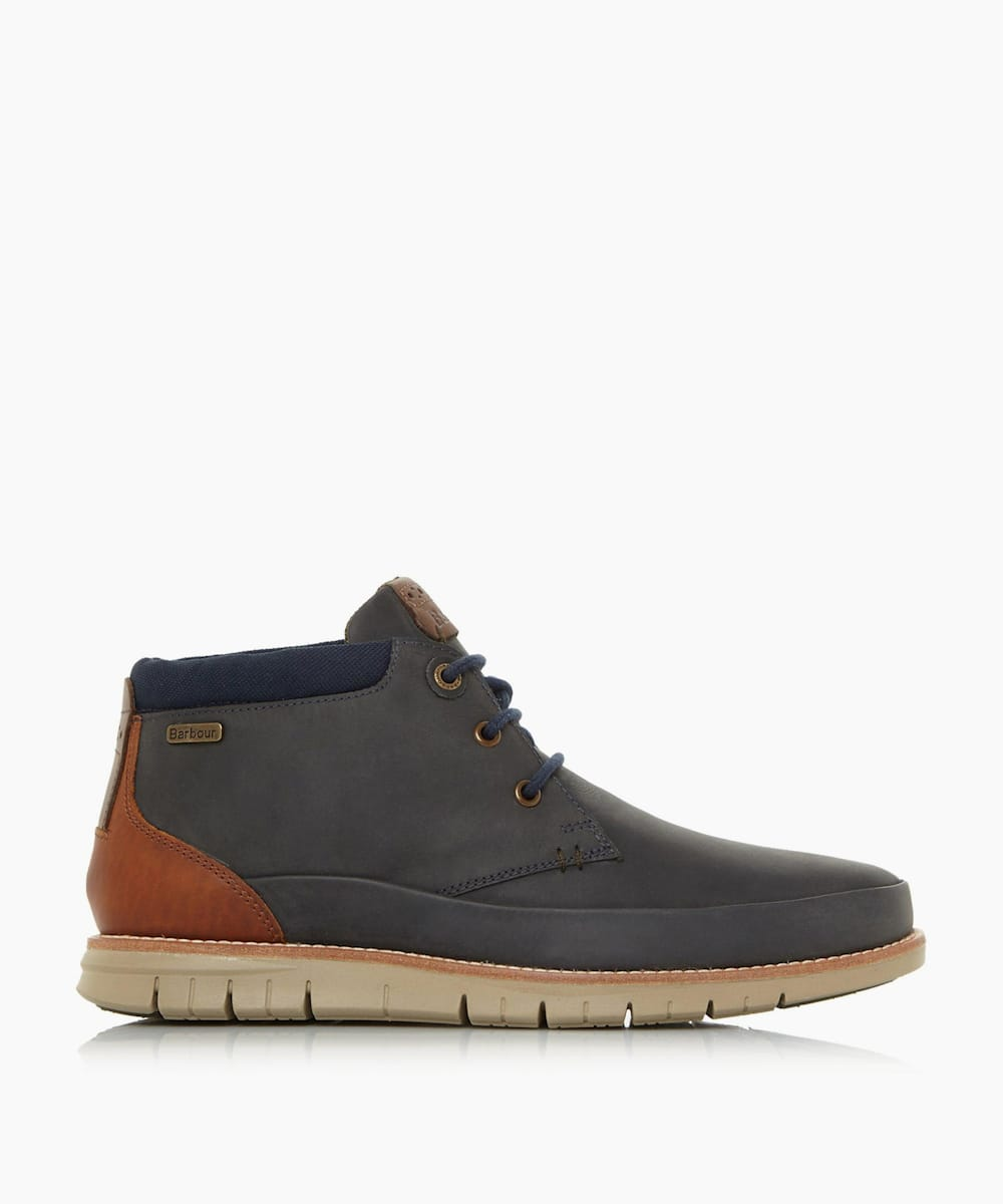 NELSON2 - Lace Up Chukka Boots