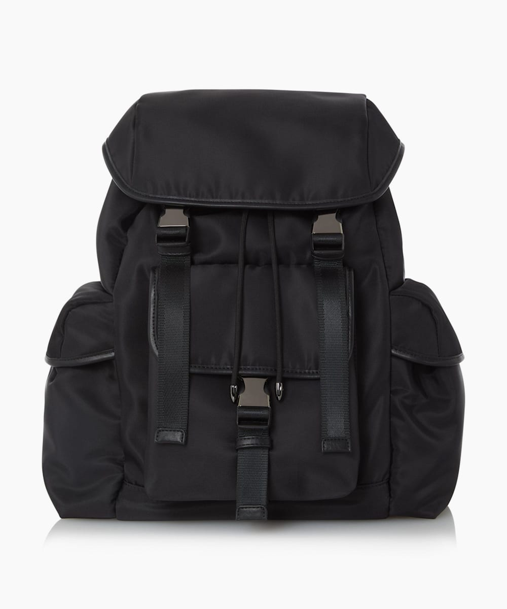 Nylon Utility Backpack