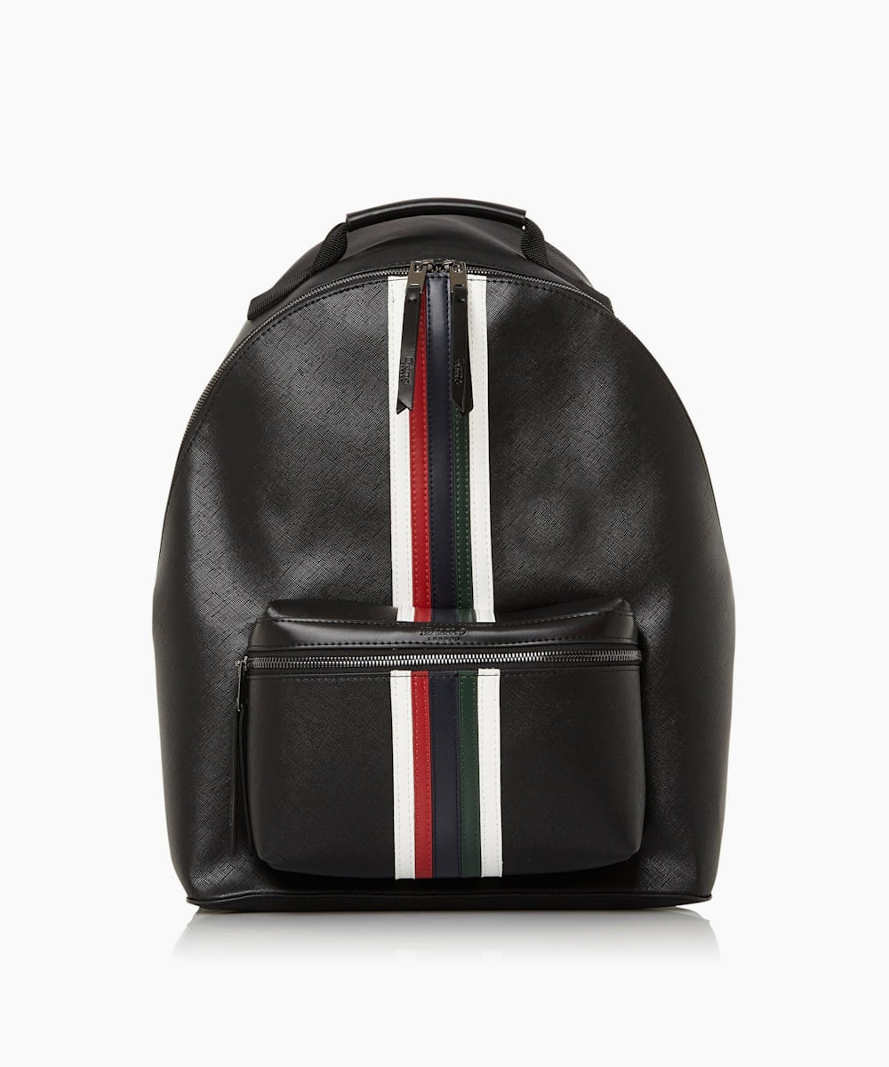 Trim Detail Backpack