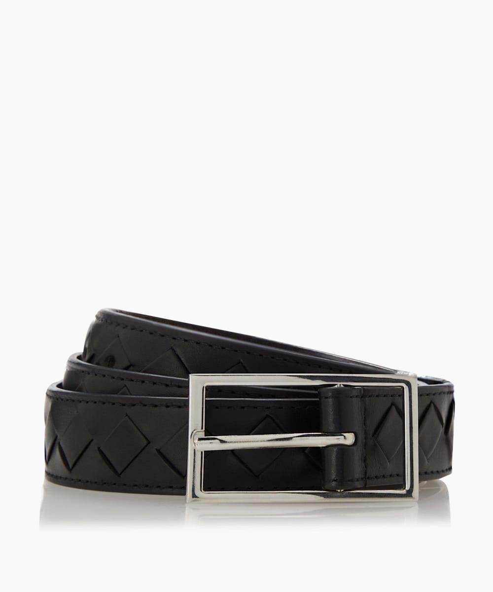 Smart Weave Detail Belt