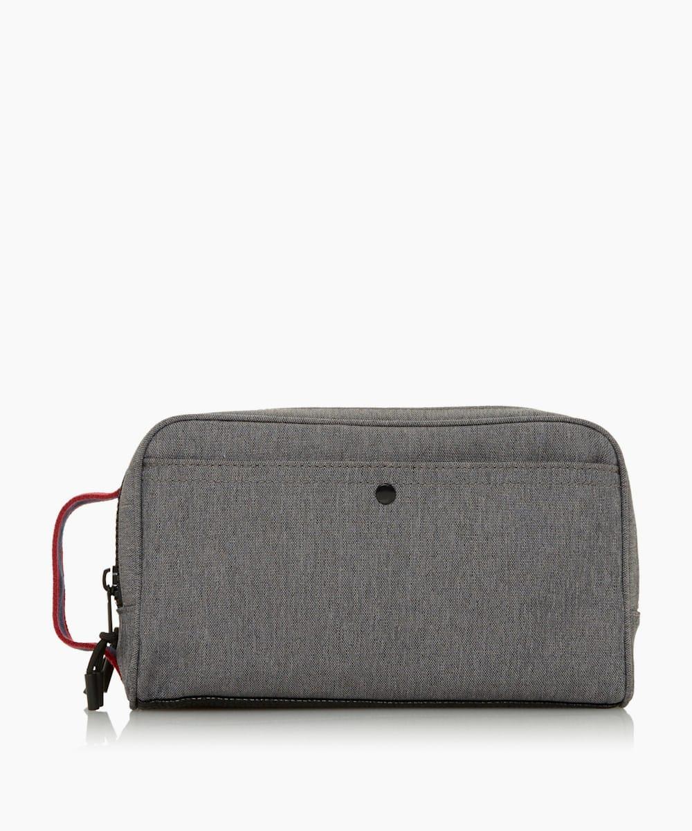 Double Zip Wash Bag