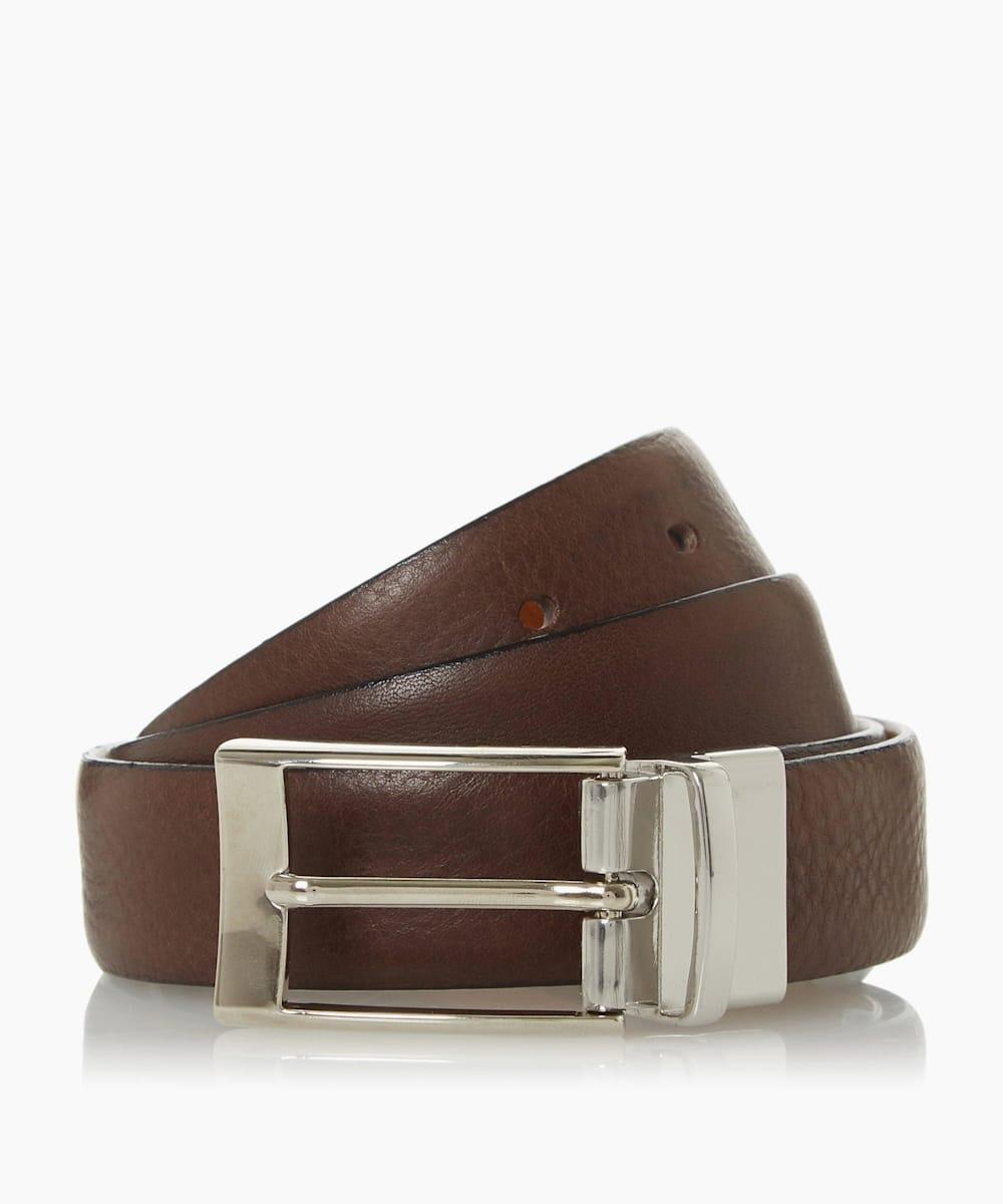 Tumbled Reversible Belt