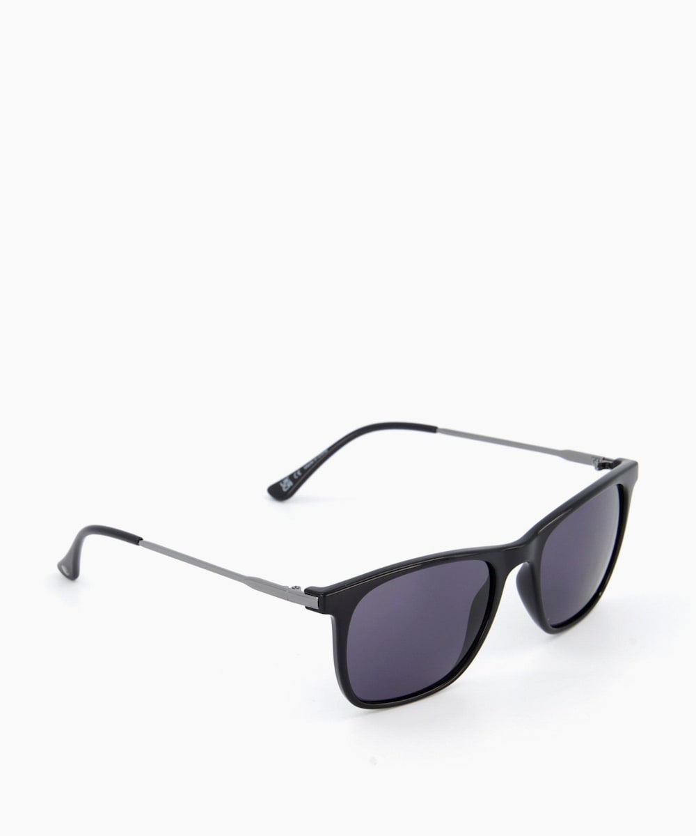 Metal Arm Sunglasses