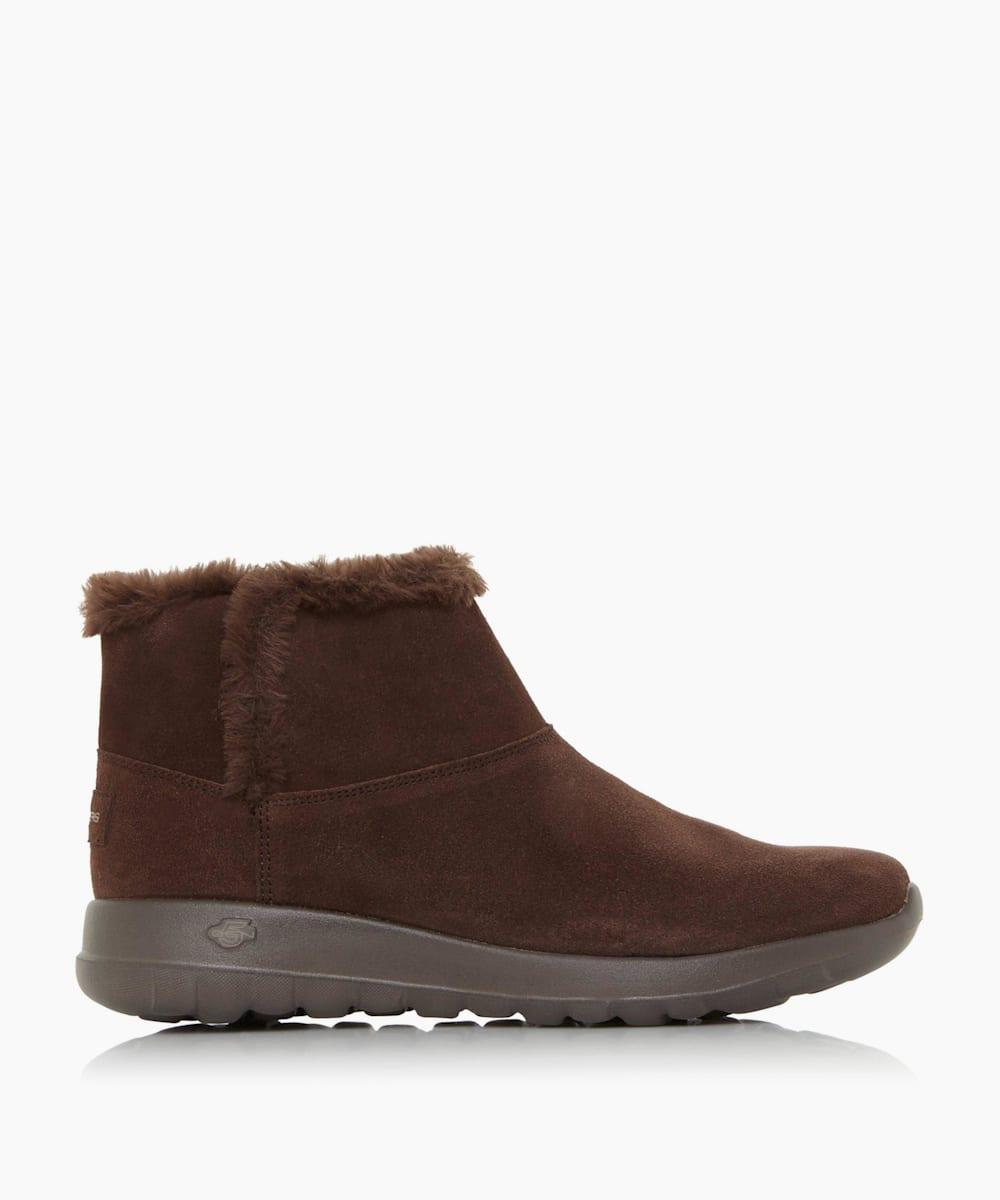 Chugga Ankle Boots