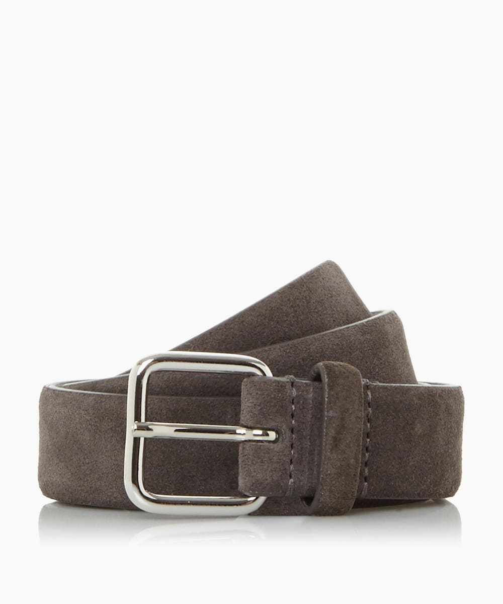 Edge Stitched Belt