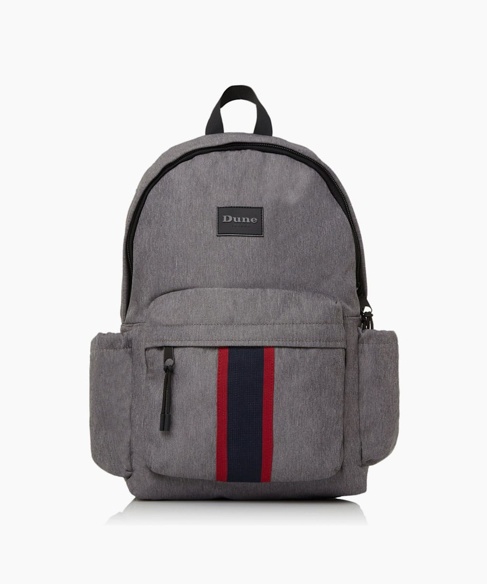 Stripe Branded Backpack