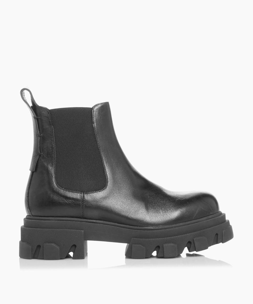 Extreme Sole Chelsea Boots