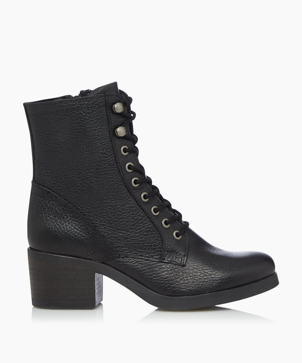 Core Lace Up Boots