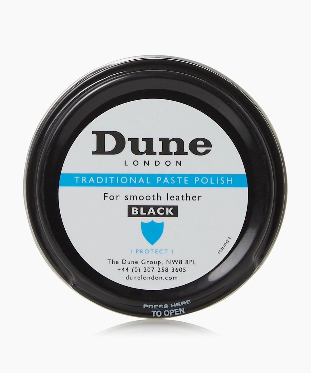 Traditional Black Paste Polish 50ml