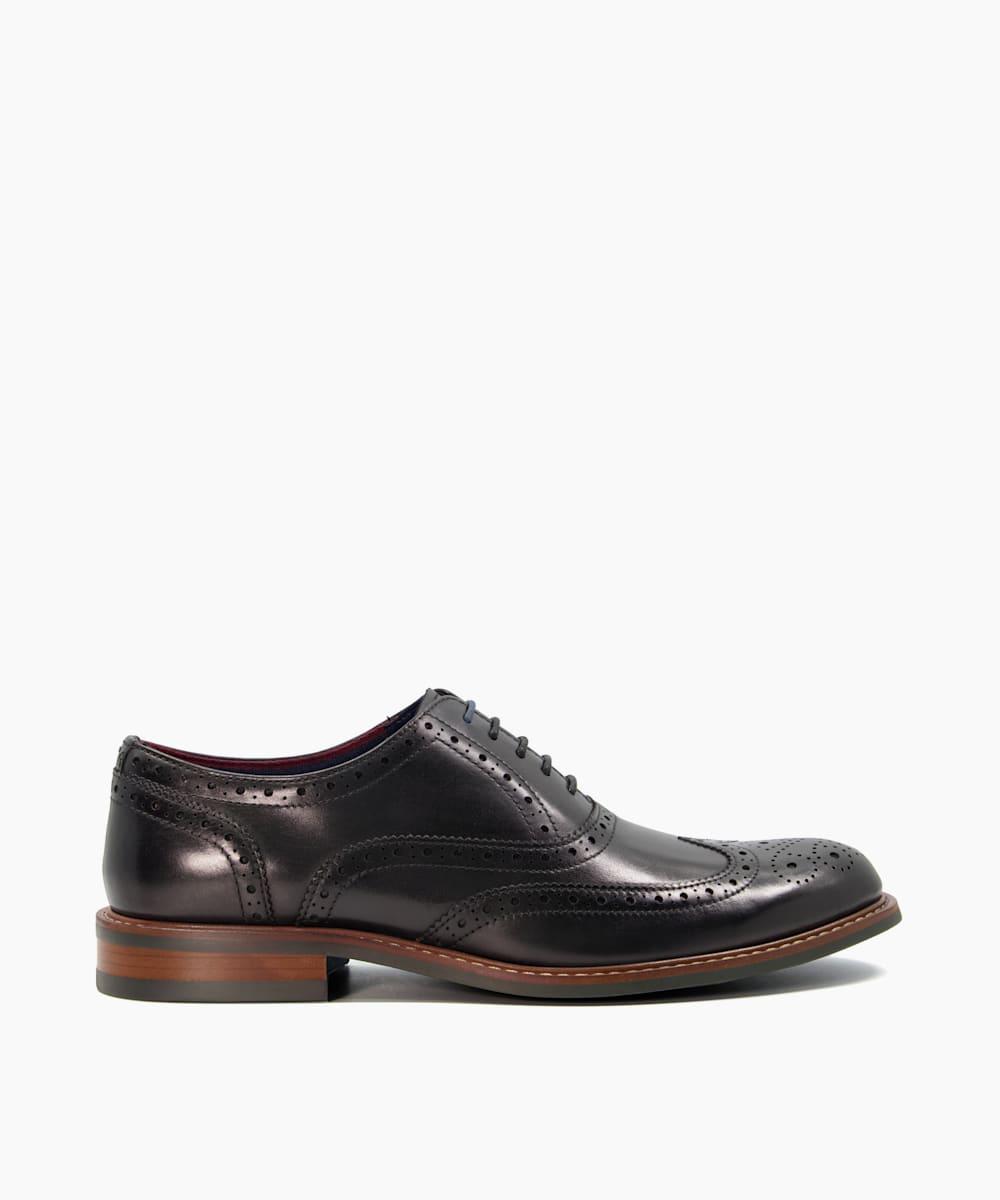 Heavy Brogue Shoes