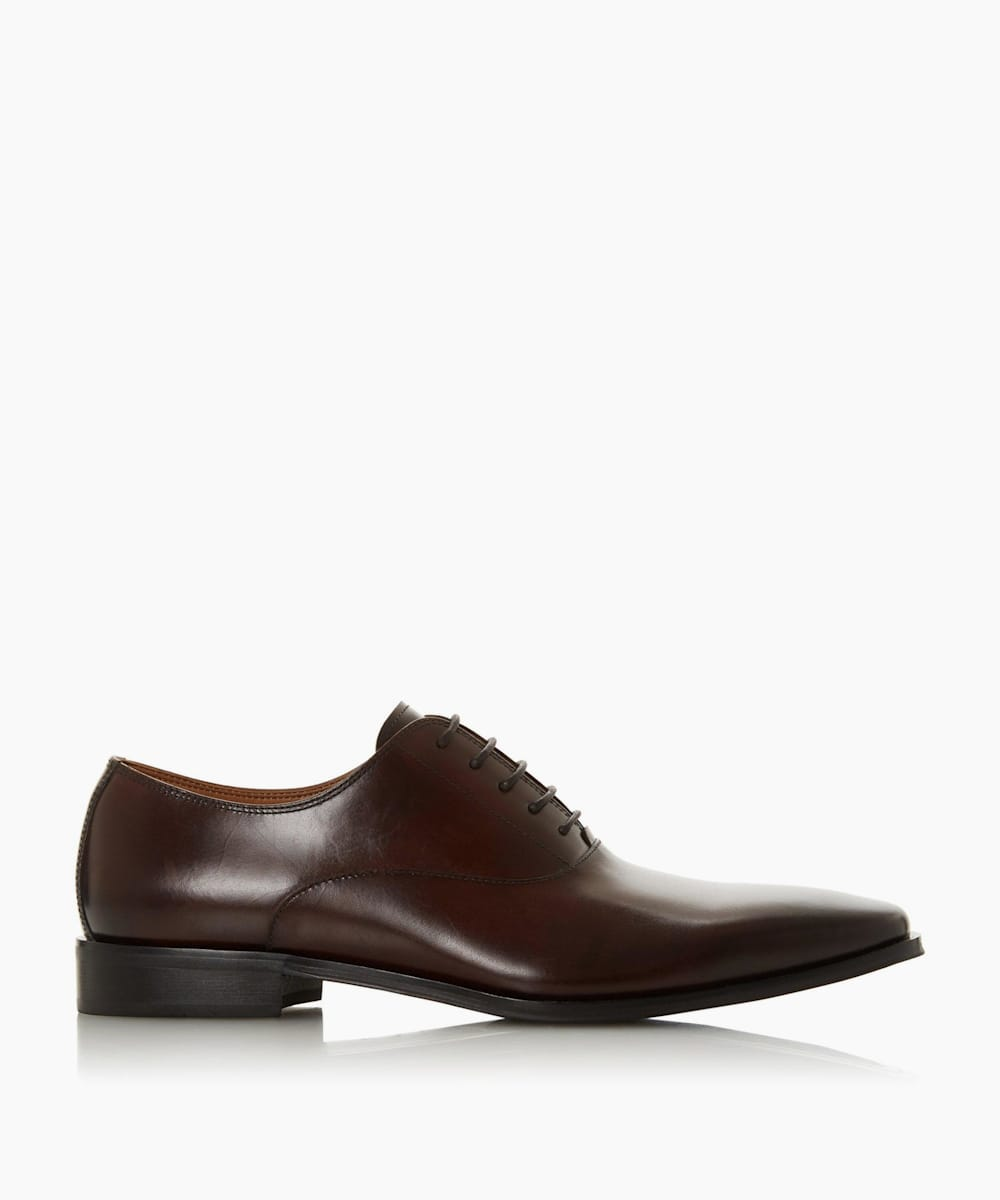 Lace Up Smart Oxford Shoes