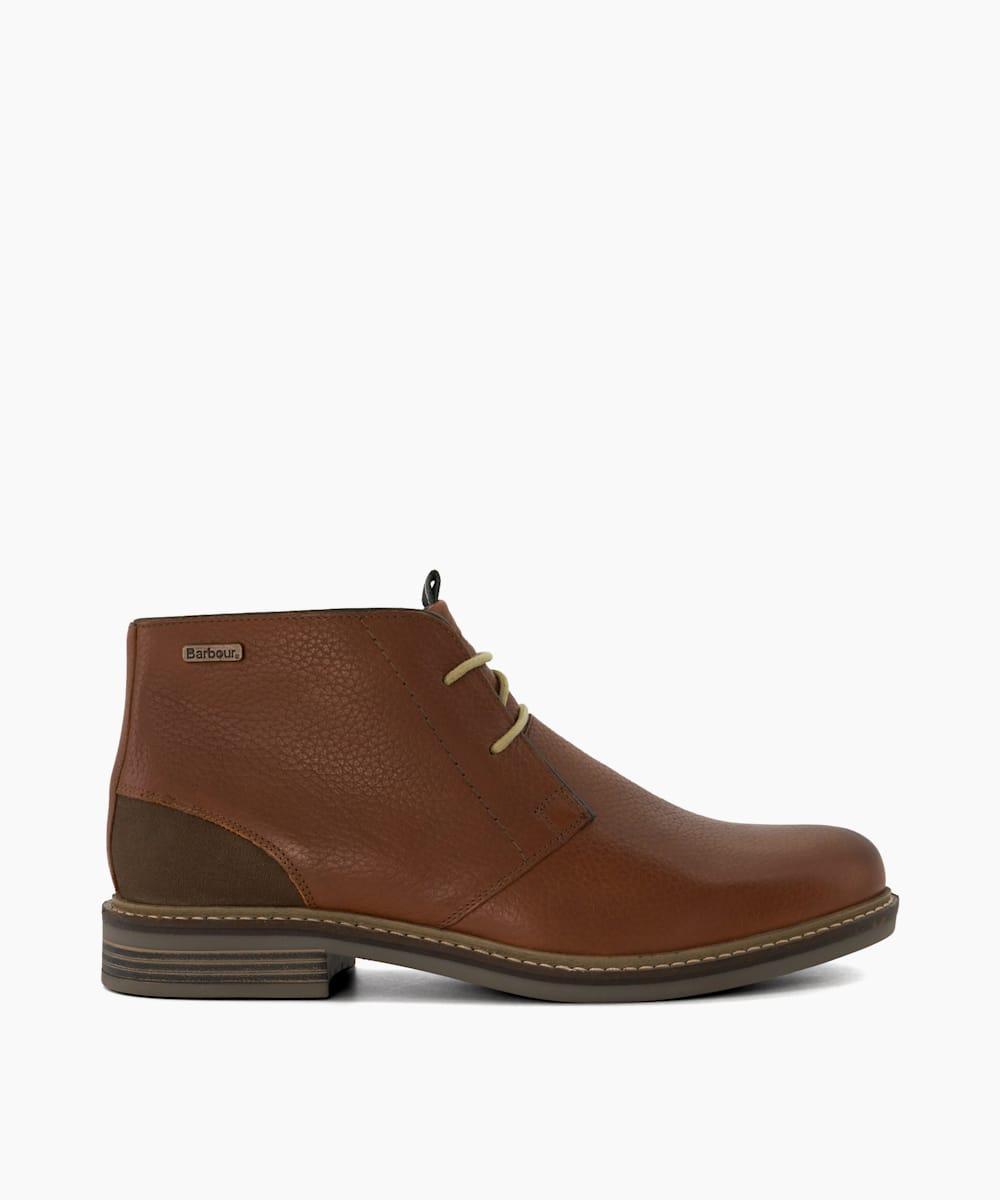 Round Toe Chukka Boots