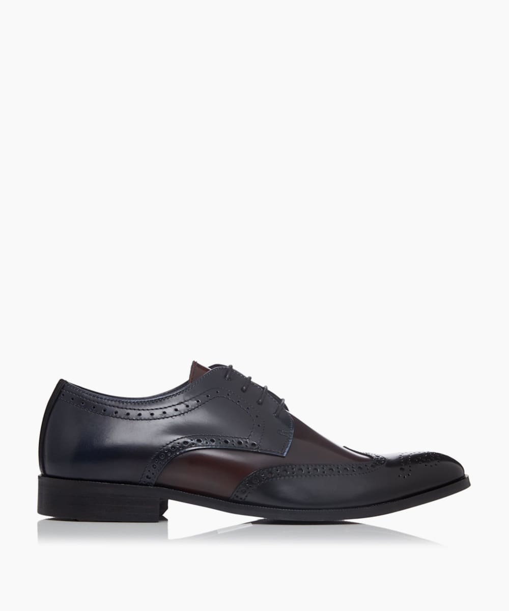 Smart Two-Tone Gibson Brogues