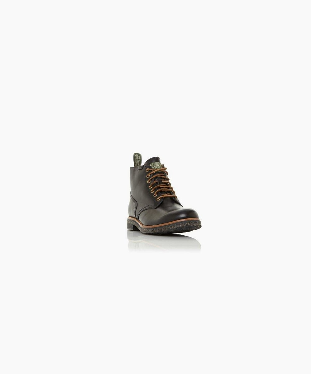rl army boot - black