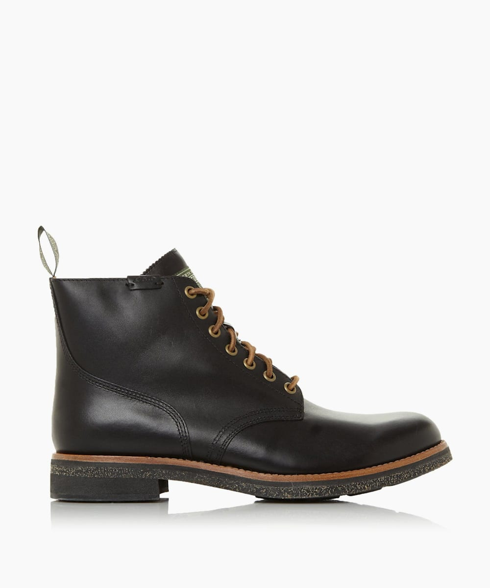 RL ARMY Boots - Lace Up Boots