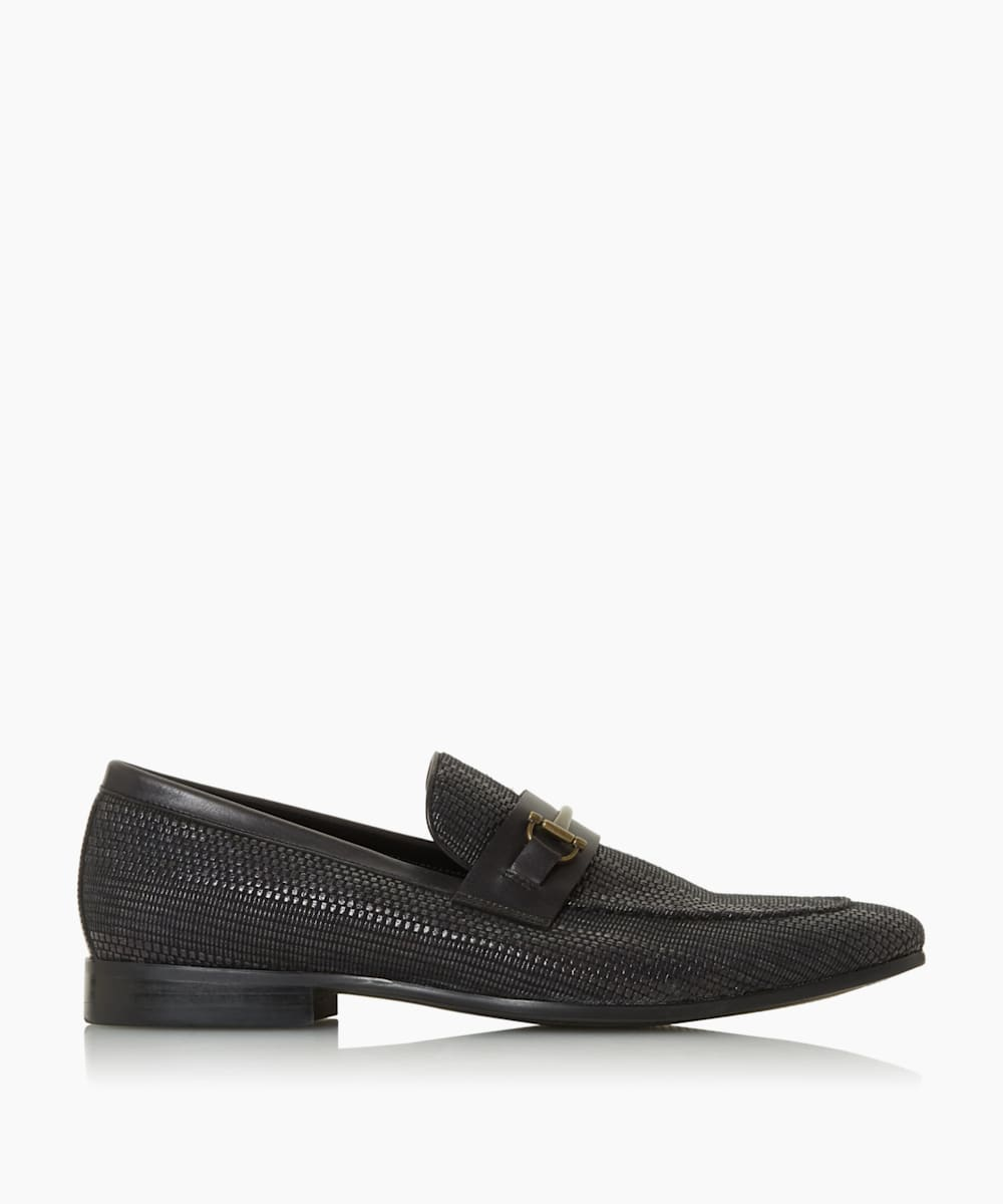 Snaffle Trim Loafer