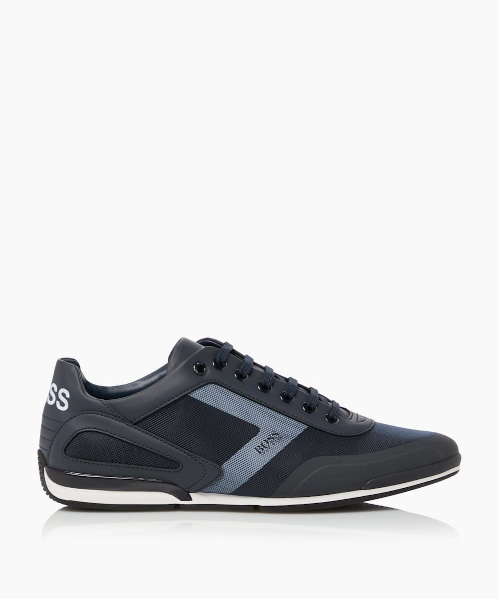 Runner Lace-Up Trainers