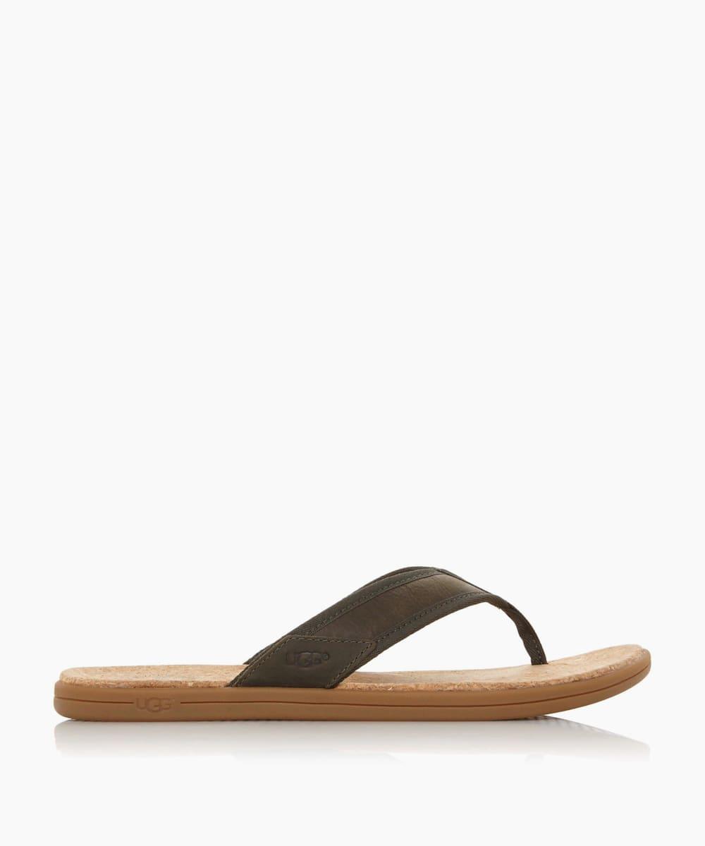 Cork Toe Post Flip Flop