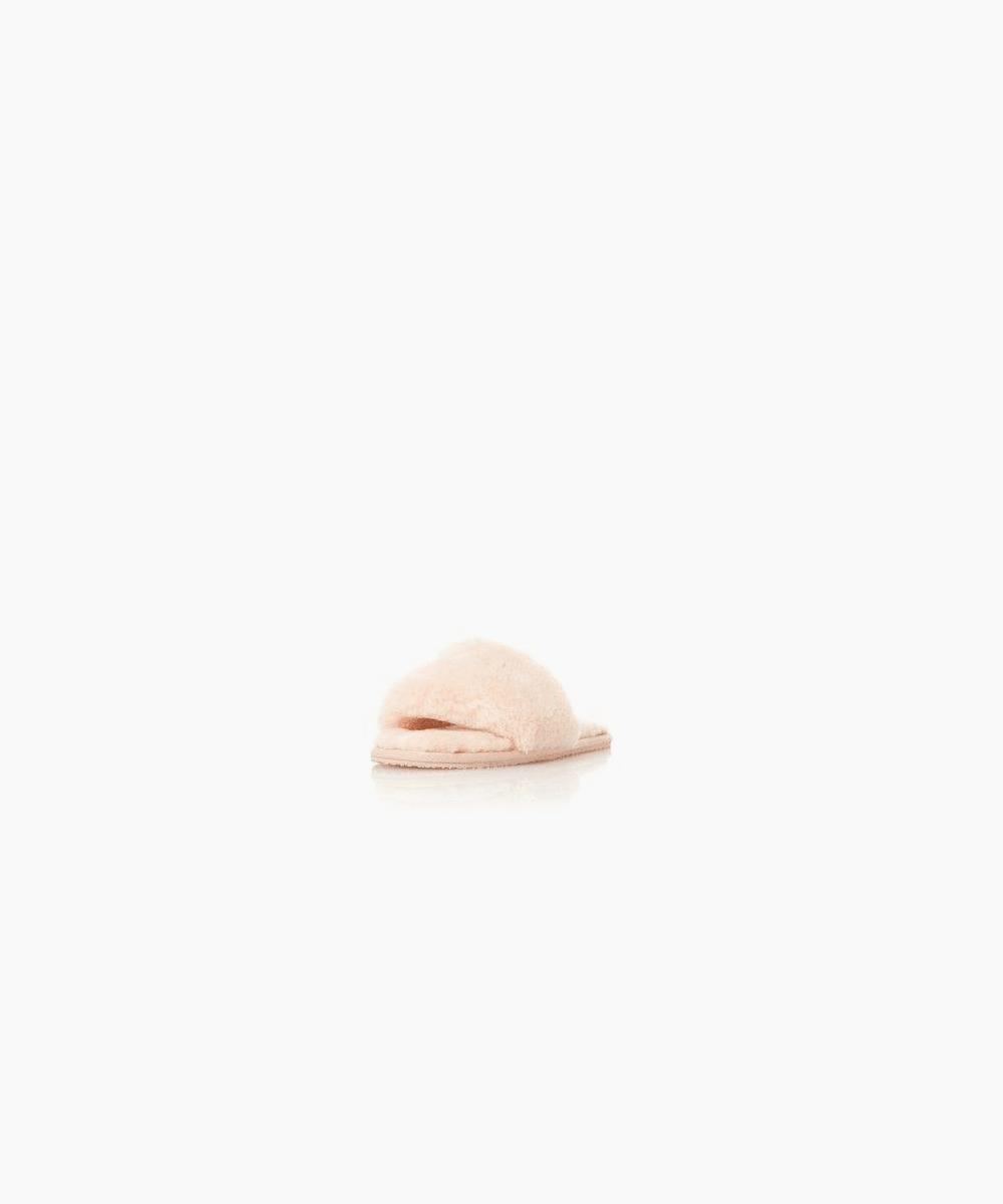 snuggled - pink