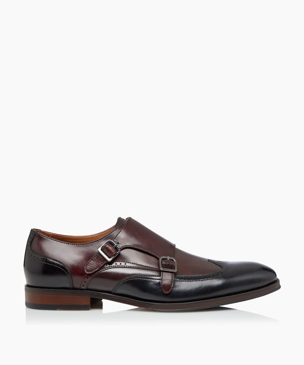 Buckle Monk Shoes
