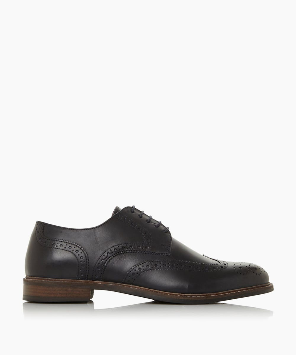 Smart Oxford Brogue Shoes