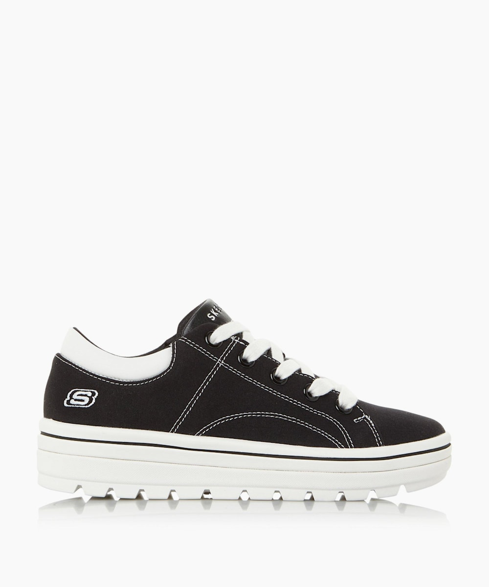 Cleated Sole Trainers