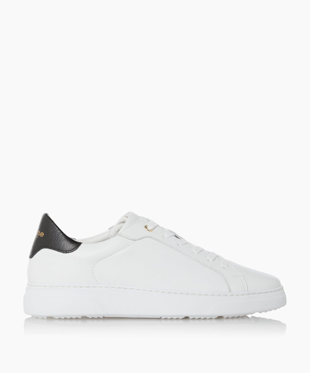 Cupsole Casual Lace up Trainers