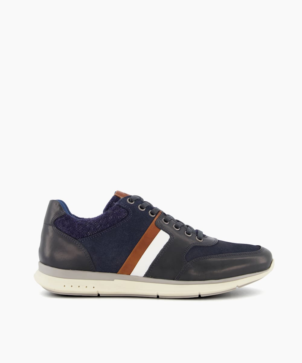 Side Stripe Trainers