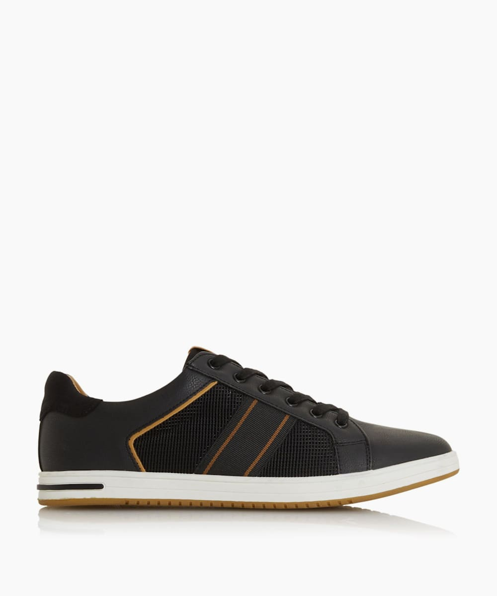 Stripe Panel Trainers